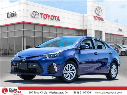 2017 Toyota Corolla  (Stk: D210907A) in Mississauga - Image 1 of 28