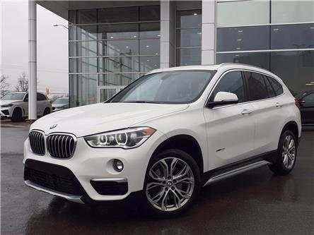 2017 BMW X1 xDrive28i (Stk: P9797) in Gloucester - Image 1 of 13