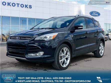 2014 Ford Escape Titanium (Stk: B84134) in Okotoks - Image 1 of 26
