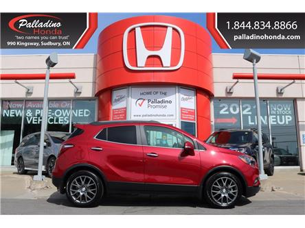 2019 Buick Encore Sport Touring (Stk: 23074B) in Greater Sudbury - Image 1 of 33