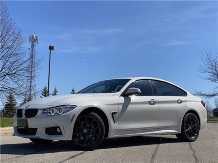 2017 BMW 430i xDrive Gran Coupe (Stk: P1802) in Barrie - Image 1 of 17