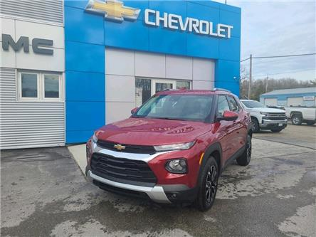 2021 Chevrolet TrailBlazer LT (Stk: 21546) in Espanola - Image 1 of 15