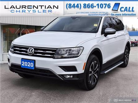 2020 Volkswagen Tiguan  (Stk: BC0129) in Greater Sudbury - Image 1 of 28