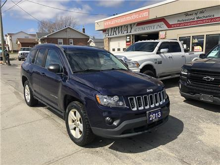 2013 Jeep Compass Sport/North (Stk: ) in Garson - Image 1 of 9