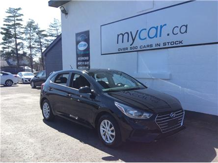 2020 Hyundai Accent Preferred (Stk: 210317) in Ottawa - Image 1 of 21