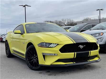 2021 Ford Mustang GT Premium (Stk: 021MU3) in Midland - Image 1 of 19