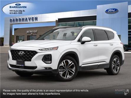 2019 Hyundai Santa Fe ESSENTIAL (Stk: 20-039A) in Barrhaven - Image 1 of 27