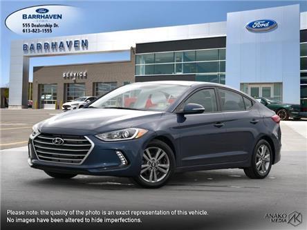 2018 Hyundai Elantra GL (Stk: M9230) in Barrhaven - Image 1 of 28