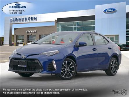 2019 Toyota Corolla SE (Stk: M9252) in Barrhaven - Image 1 of 28