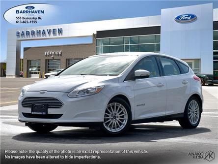 2017 Ford Focus Electric Base (Stk: M9271) in Barrhaven - Image 1 of 30