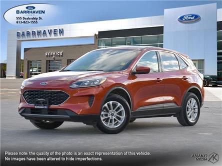 2020 Ford Escape SE (Stk: M9295) in Barrhaven - Image 1 of 27