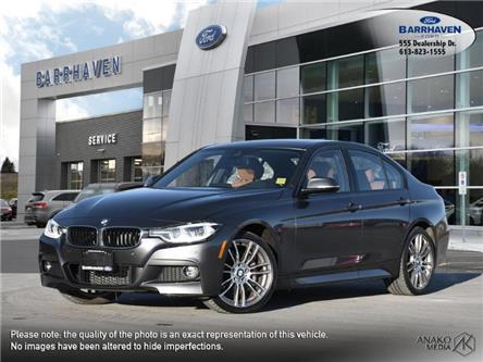 2018 BMW 330i xDrive (Stk: M9335) in Barrhaven - Image 1 of 30