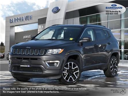 2020 Jeep Compass Limited (Stk: M9373) in Barrhaven - Image 1 of 30