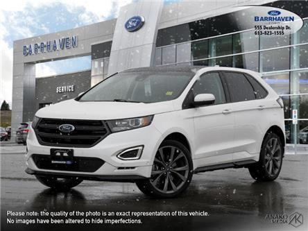 2018 Ford Edge Sport (Stk: 20-899A) in Barrhaven - Image 1 of 30