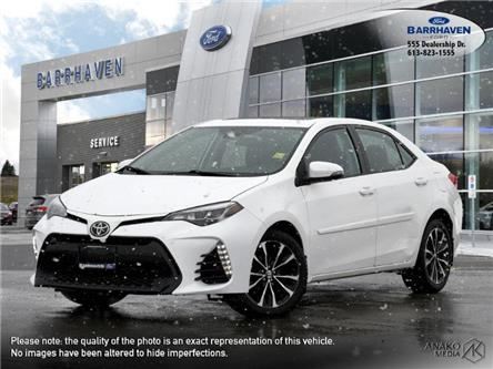 2017 Toyota Corolla LE (Stk: M9370A) in Barrhaven - Image 1 of 28