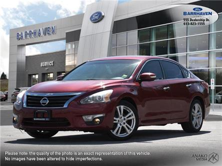 2013 Nissan Altima 3.5 SL (Stk: 21-094A) in Barrhaven - Image 1 of 30