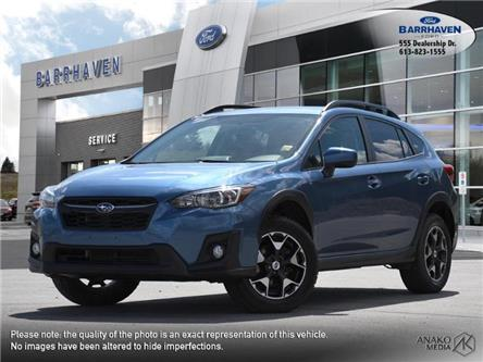 2018 Subaru Crosstrek Touring (Stk: M9390) in Barrhaven - Image 1 of 28
