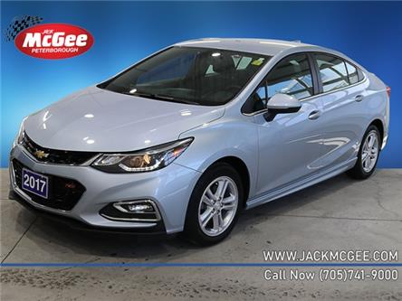 2017 Chevrolet Cruze LT Auto (Stk: 21072A) in Peterborough - Image 1 of 21