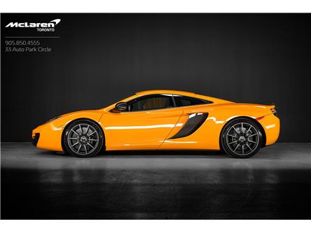 2012 McLaren MP4-12C  (Stk: MU2520A) in Woodbridge - Image 1 of 26