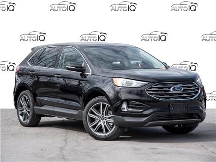 2021 Ford Edge Titanium (Stk: 21ED412) in St. Catharines - Image 1 of 24