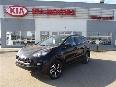 2021 Kia Sportage LX (Stk: 41101) in Prince Albert - Image 1 of 19