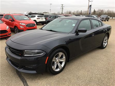 2018 Dodge Charger SXT Plus (Stk: PW0807A) in Devon - Image 1 of 11