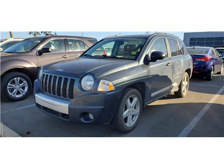 2008 Jeep Compass Limited (Stk: R2139A) in Courtenay - Image 1 of 2