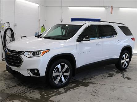 2021 Chevrolet Traverse LT True North (Stk: 21281) in Peterborough - Image 1 of 22