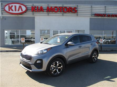 2021 Kia Sportage LX (Stk: 41095) in Prince Albert - Image 1 of 18