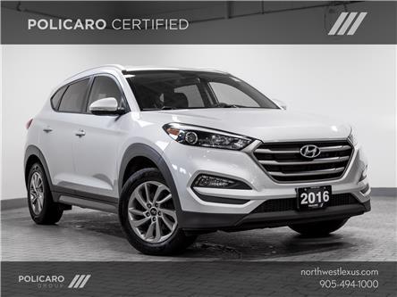 2016 Hyundai Tucson Premium (Stk: 204051T) in Brampton - Image 1 of 22