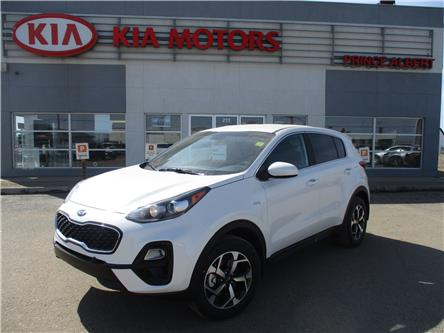 2021 Kia Sportage LX (Stk: 41099) in Prince Albert - Image 1 of 18