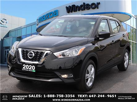 2020 Nissan Kicks S (Stk: PR72153) in Windsor - Image 1 of 24