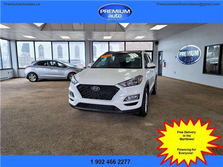 2020 Hyundai Tucson Preferred w/Sun & Leather Package (Stk: 136995) in Dartmouth - Image 1 of 23