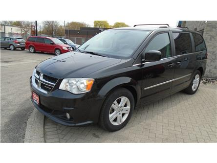 2012 Dodge Grand Caravan Crew (Stk: 5398A) in Sarnia - Image 1 of 14