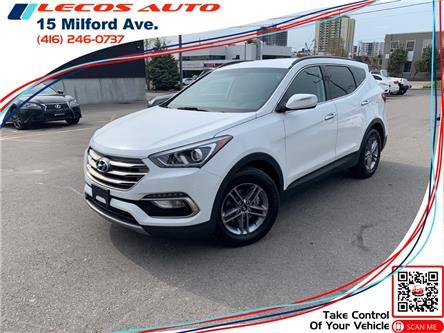 2017 Hyundai Santa Fe Sport 2.4 SE (Stk: 469783) in Toronto - Image 1 of 23