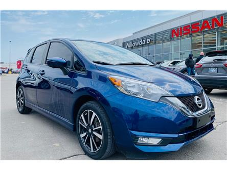 2018 Nissan Versa Note 1.6 SR (Stk: N1514A) in Thornhill - Image 1 of 22
