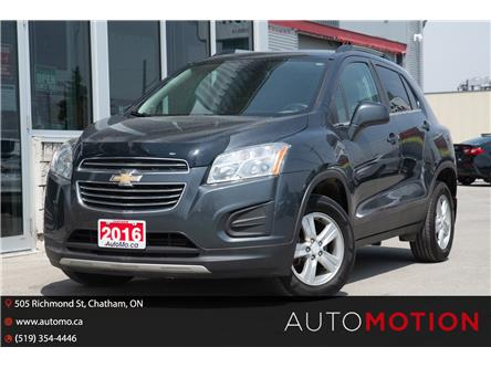 2016 Chevrolet Trax LT (Stk: 21447) in Chatham - Image 1 of 23