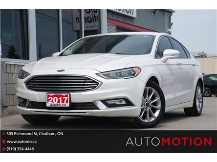 2017 Ford Fusion SE (Stk: 21669) in Chatham - Image 1 of 24