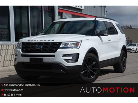 2017 Ford Explorer XLT (Stk: 21536) in Chatham - Image 1 of 24