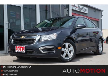 2015 Chevrolet Cruze  (Stk: 21648) in Chatham - Image 1 of 22