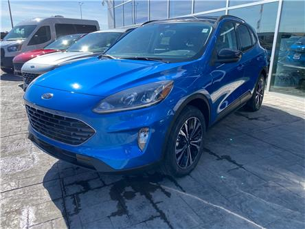 2021 Ford Escape SEL (Stk: M-532) in Calgary - Image 1 of 6