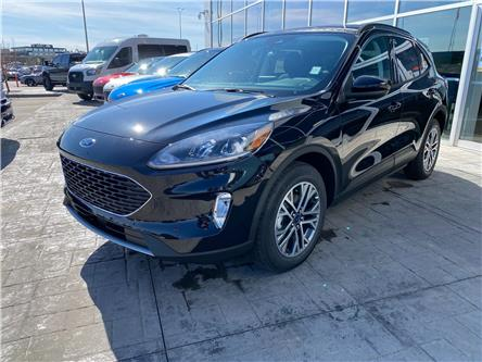 2021 Ford Escape SEL (Stk: M-540) in Calgary - Image 1 of 5