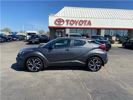 2018 Toyota C-HR XLE (Stk: 2105002) in Cambridge - Image 1 of 19