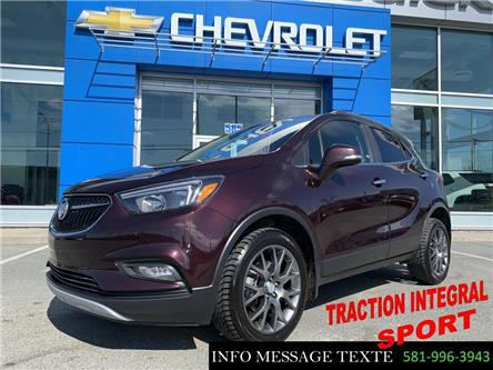 2018 Buick Encore Sport Touring (Stk: X8258B) in Ste-Marie - Image 1 of 30