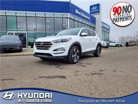 2016 Hyundai Tucson Ultimate (Stk: 22791A) in Edmonton - Image 1 of 23