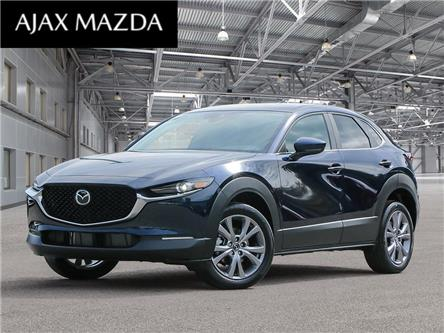 2021 Mazda CX-30 GS (Stk: 21-1468) in Ajax - Image 1 of 22