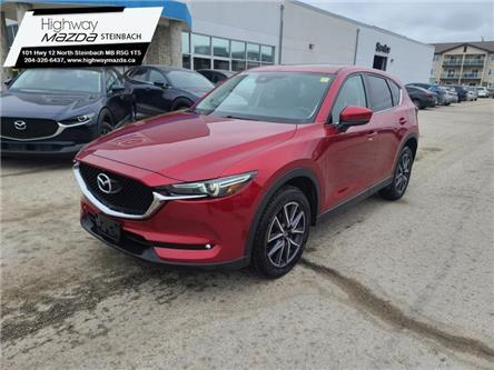 2018 Mazda CX-5 GT (Stk: A0331) in Steinbach - Image 1 of 26