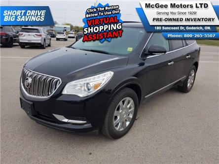 2017 Buick Enclave Leather (Stk: A110947) in Goderich - Image 1 of 29
