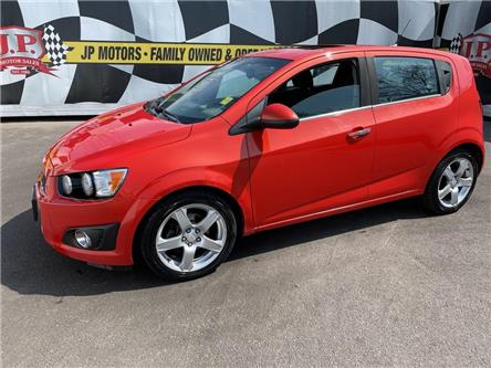 2012 Chevrolet Sonic LT (Stk: 50320) in Burlington - Image 1 of 22