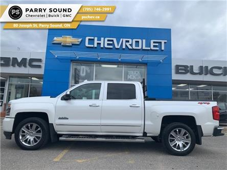 2018 Chevrolet Silverado 1500 High Country (Stk: 21-131A) in Parry Sound - Image 1 of 23
